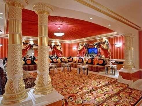 最豪华的_欧式风格豪华别墅装修图片效果图大全